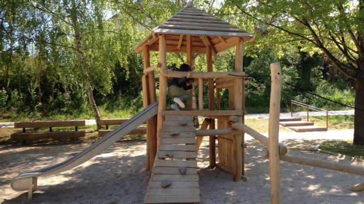 Aménagement de parc, mayot & toussaint