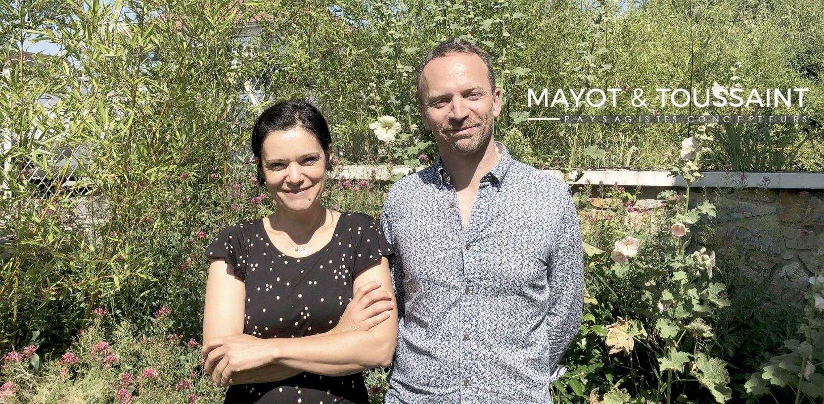 Mayot & Toussaint, paysagiste concepteur